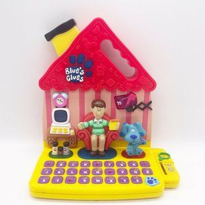 Blue's Clues House Electronic Learning Computer